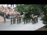 Военный Оркестр на Выпуске ,Тихорецкий проспект,Академия имени С.М.Буденного!