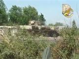 АТО - БТР-4 в бою під Слов'янськом. Відбиття нападу терористів