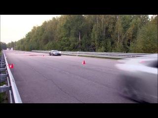 Chevrolet Corvette Z06 vs Nissan GT-R