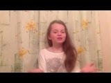 Алиса Кожикина(победительница проекта первого канала №Голос.Дети